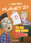 The Girl Who Knows Everything Cover Image