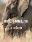 Principles of Animal Behavior, 4th Edition Cover Image