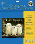 Owl Babies [With Stickers and Interactive Poster and CD (Audio) and Hardcover Book] Cover Image