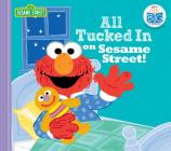 All Tucked in on Sesame Street! (My First Big Storybook) Cover Image