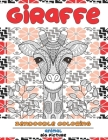 Zendoodle Coloring Big Picture - Animal - Giraffe Cover Image