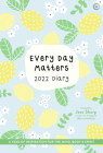 Every Day Matters 2022 Desk Diary Cover Image