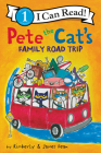 Pete the Cat's Family Road Trip (I Can Read Level 1) Cover Image