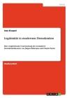 Legitimitat in Modernen Demokratien Cover Image