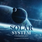 Solar System Calendar 2021: 16 Month Calendar Cover Image