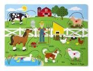 Old MacDonald's Farm Sound Puzzle Cover Image
