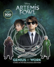 Artemis Fowl: Genius at Work: Codes, Activities, Puzzles, and More Cover Image