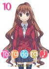 Toradora! (Light Novel) Vol. 10 Cover Image