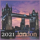 london: 2021 Wall & Office Calendar, 12 Month Calendar Cover Image