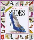 365 Days of Shoes Calendar 2010 Cover Image