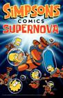 Simpsons Comics Supernova Cover Image