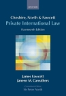 Cheshire, North & Fawcett: Private International Law Cover Image