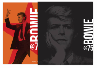Bowie at 75 Cover Image