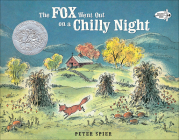 Fox Went Out on a Chilly Night: An Old Song (Picture Yearling Book) Cover Image