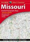 Delorme Atlas & Gazetteer: Missouri: Missouri: De14 Cover Image