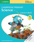 Cambridge Primary Science Learner's Book 1 Cover Image