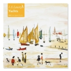 Adult Jigsaw Puzzle L.S. Lowry: Yachts (500 pieces): 500-piece Jigsaw Puzzles Cover Image