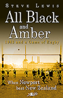 All Black and Amber: 1963 and a Game of Rugby Cover Image
