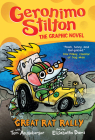 The Great Rat Rally (Geronimo Stilton Graphic Novel #3) Cover Image