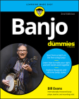 Banjo for Dummies: Book + Online Video and Audio Instruction Cover Image
