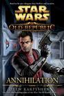 Annihilation Cover Image