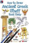 How To Draw Ancient Greek Stuff Real Easy: Easy step by step drawing guide Cover Image