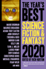 The Year's Best Science Fiction & Fantasy 2020 Edition Cover Image