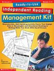 Ready-to-Use Independent Reading Management Kit: Grades 2–3: Reproducible, Skill-Building Activity Packs That Engage Kids in Meaningful, Structured Reading & Writing . . . While You Work With Small Groups Cover Image