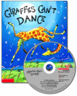 Giraffes Can't Dance [With Book] Cover Image