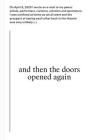 And Then the Doors Opened Again: What Will Happen on Your First Theatre Visit After the Lockdown? Cover Image