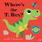 Where's the T. Rex? Cover Image