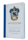 Harry Potter: Wisdom: A Guided Journal for Embracing Your Inner Ravenclaw Cover Image