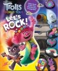 DreamWorks Trolls World Tour: Let's Rock! (Rock Painting) Cover Image