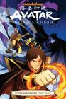 Avatar: The Last Airbender-Smoke and Shadow Part Three Cover Image