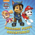 Pawsome Puppy Adventures! (PAW Patrol) Cover Image