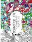 Colors for Life: Coloring Book Cover Image