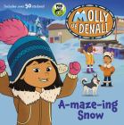 Molly of Denali: A-maze-ing Snow Cover Image
