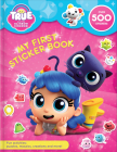 True and the Rainbow Kingdom: My First Sticker Book Cover Image