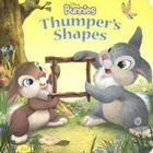 Disney Bunnies Thumper's Shapes Cover Image