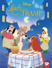 Lady and the Tramp (Disney Classics) Cover Image