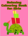 Relaxing Colouring Book for Girls: Baby Animals and Pets Coloring Pages for boys, girls, Children Cover Image
