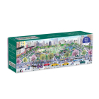 Michael Storrings Cityscape 1000 Piece Panoramic Puzzle Cover Image