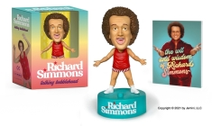 Richard Simmons Talking Bobblehead: With Sound! (RP Minis) Cover Image