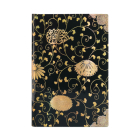 Paperblanks Karakusa (Japanese Lacquer Boxes) Hardcover Journal, Lined - Mini Cover Image