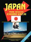 Japan Prime Minister Junichiro Koizumi Handbook 2003 Cover Image