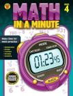 Math in a Minute, Grade 4 Cover Image