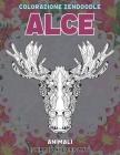 Colorazione Zendoodle - Ispirazioni edificanti - Animali - Alce Cover Image