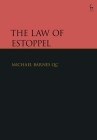 The Law of Estoppel Cover Image