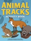 Animal Tracks Activity Book (Color and Learn) Cover Image