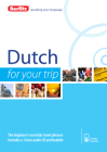 Berlitz Dutch for Your Trip (Modern Jewish Experience) Cover Image